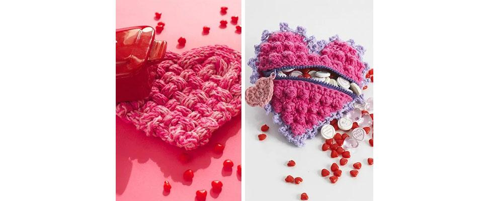 Valentine's Crochet and Knit Projects 5