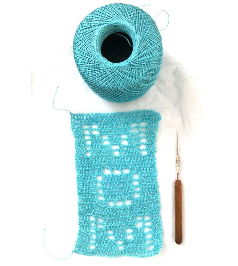 Filet Crochet Patterns & Guides