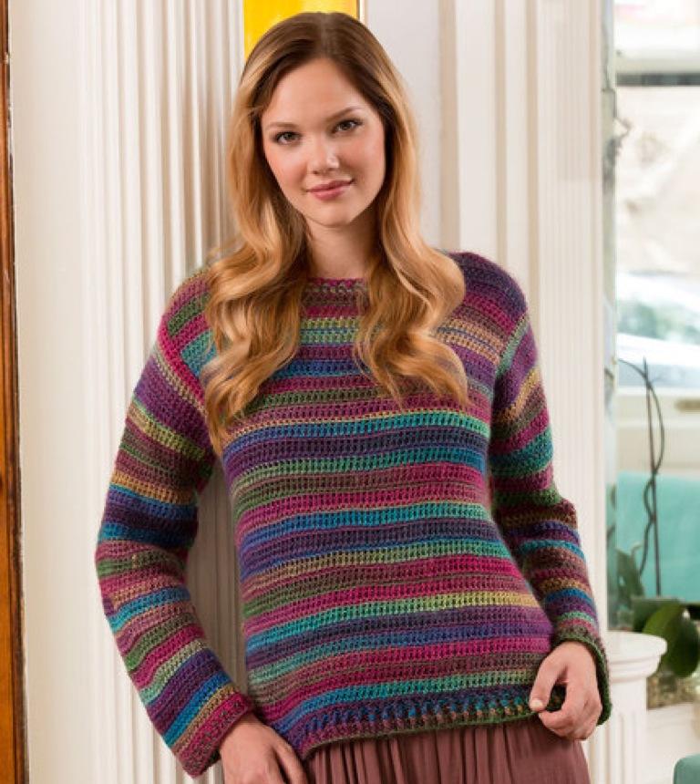 How to Measure Crochet Gauge