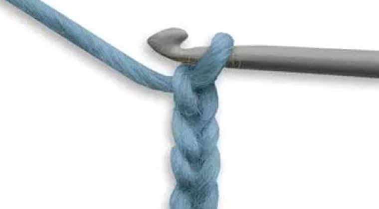 How to Hold the Yarn and Crochet Hook