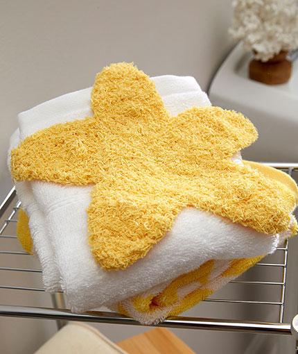 Starfish Scrubby Free Crochet Pattern LM5435