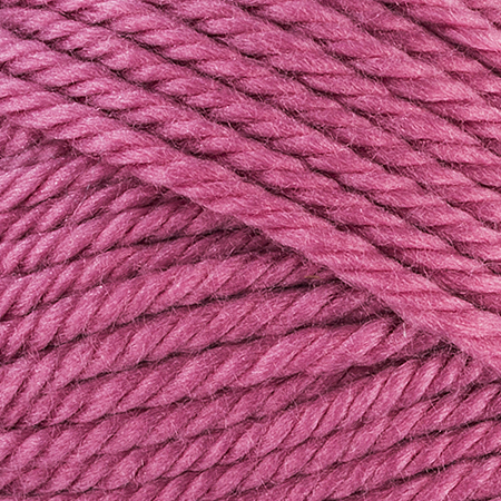 E856 Red Heart Soft Essentials yarn in 7750 Peony