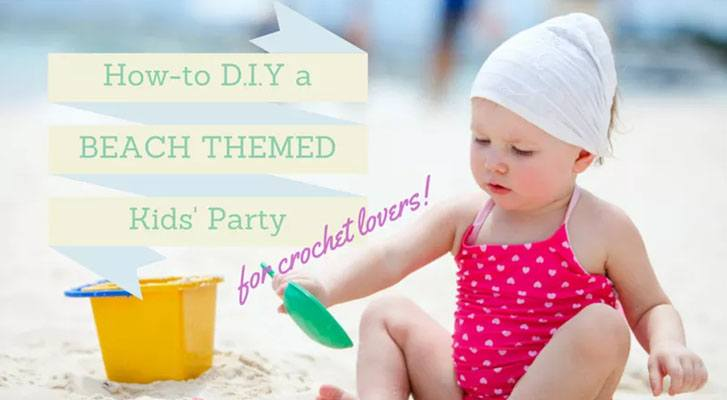 How to D.I.Y a Beach-themed Kids Party