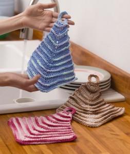 LW4818 Mitered Dishcloths