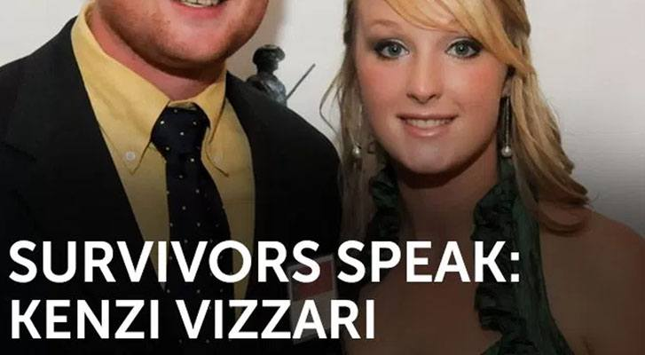 Survivors Speak: Kenzi Vizzari