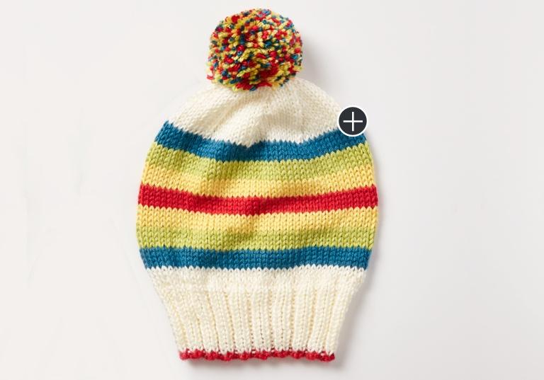 Easy Polychromatic Hat