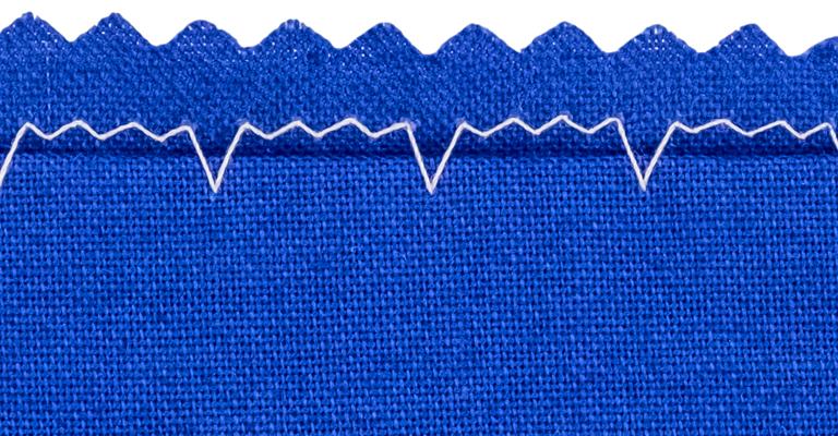 Machine Sew a Blind Hem