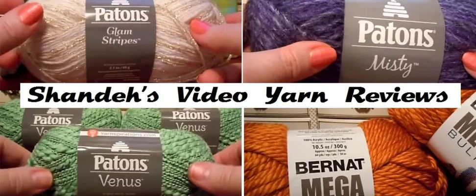 More Yarn Review Videos by Shandeh!