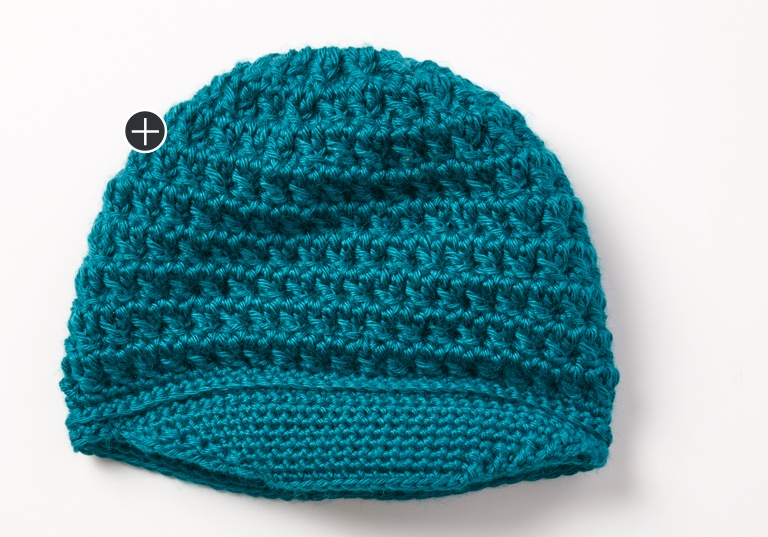 Intermediate Textured Cap