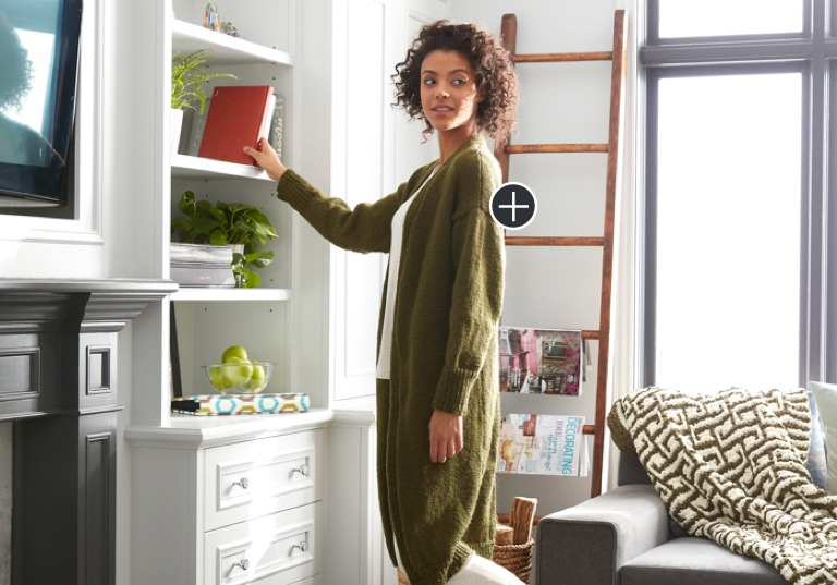 Easy Cozy Knit Coatigan