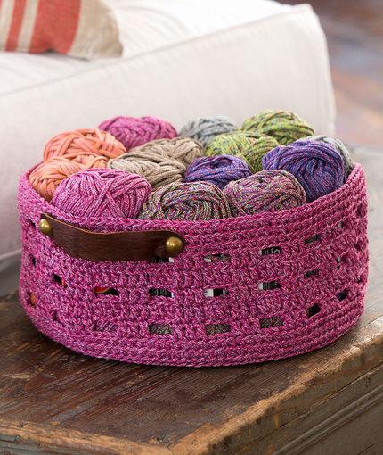 LW5099 Bricks Basket