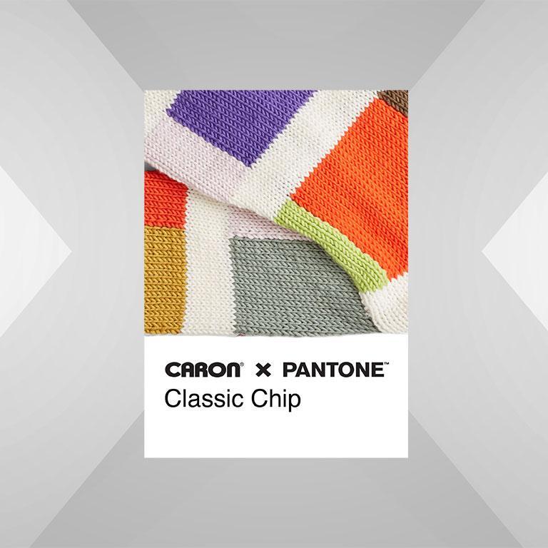 Caron x Pantone Classic Chip