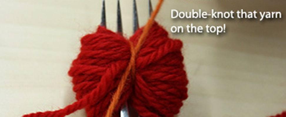 A Yarn Present