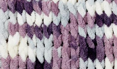 Bernat Blanket Made Easy Zoomed view