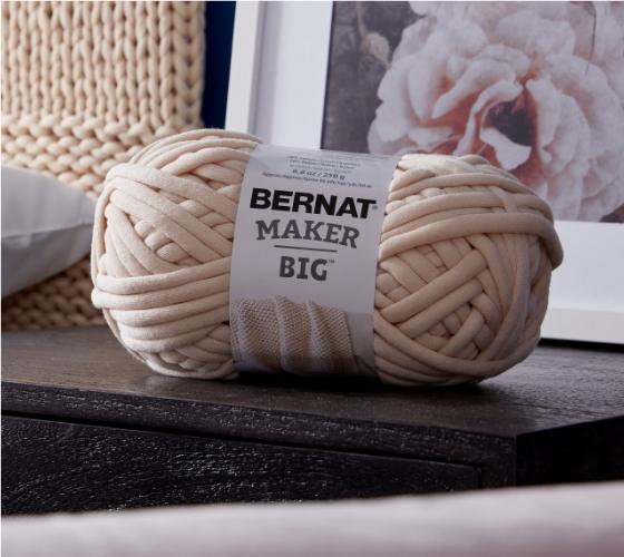 Bernat Knit Graphic Headboard 1