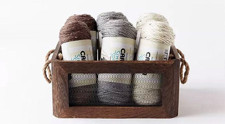 Announcing Caron Simply Soft Tweeds!