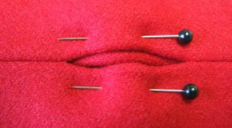 Grand Openings: In-Seam Buttonhole