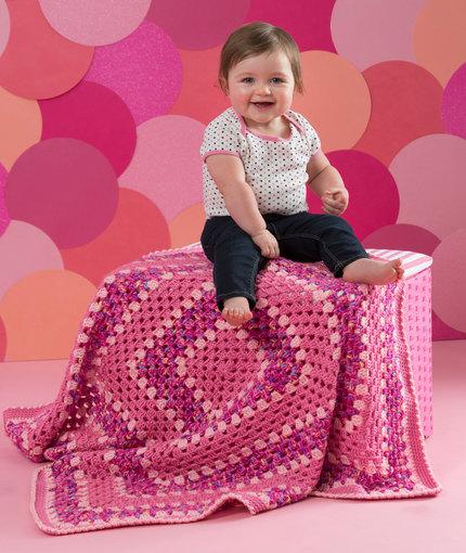 Make It Pink Blanket