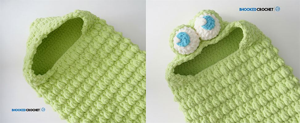 Crochet Baby Cocoon With A Twist Blog Yarnspirations