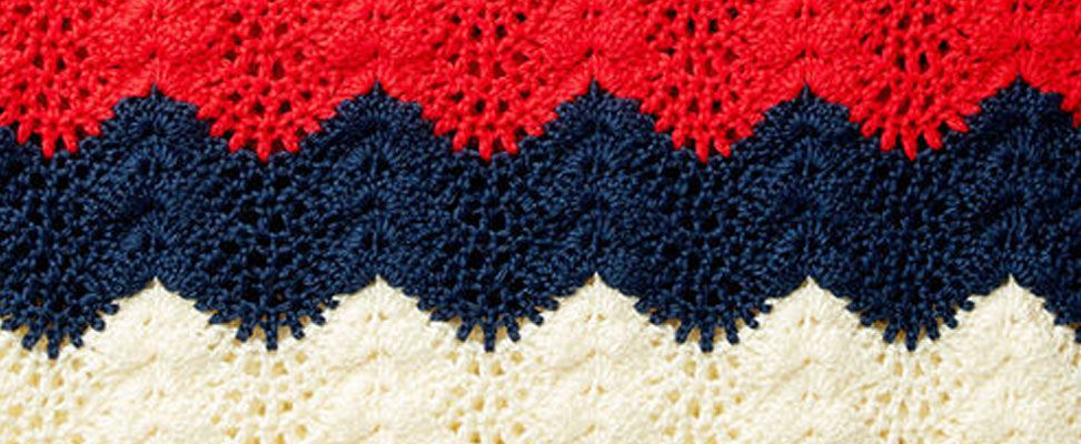 Crochet Summer Ripple Afghan | Blog