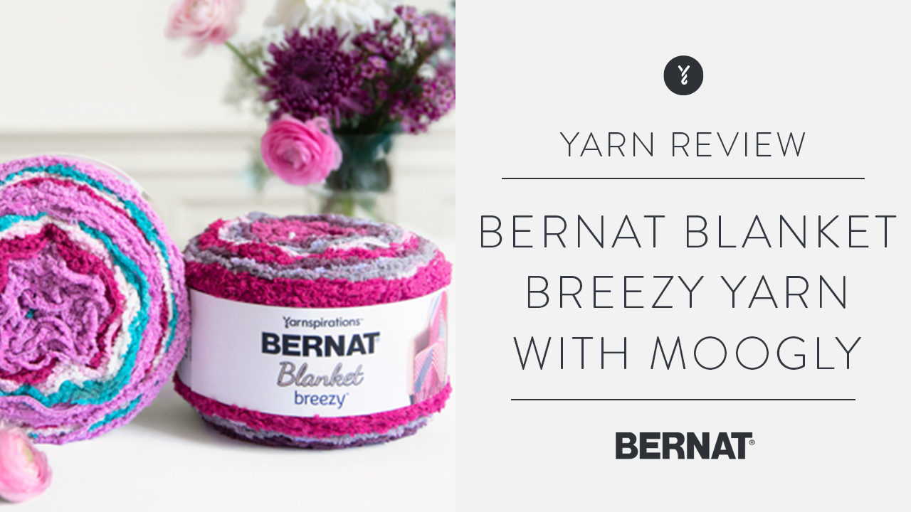 Bernat Blanket Breezy Review