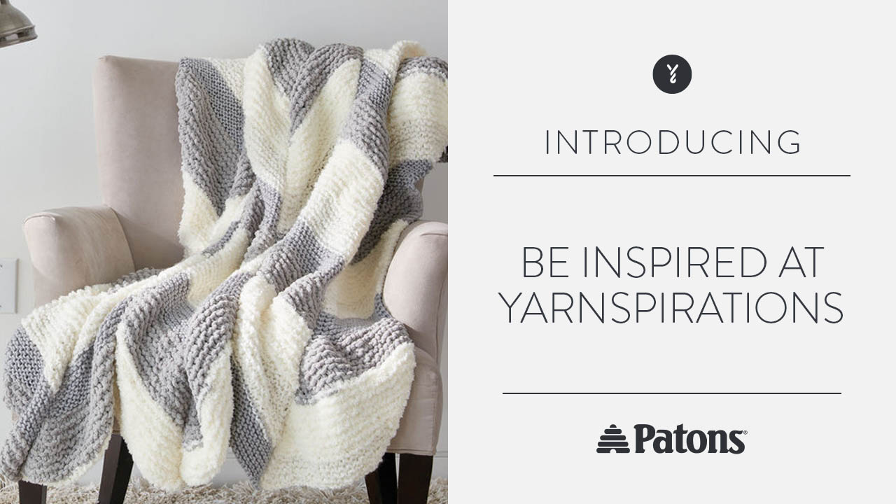 Be Inspired at Yarnspirations