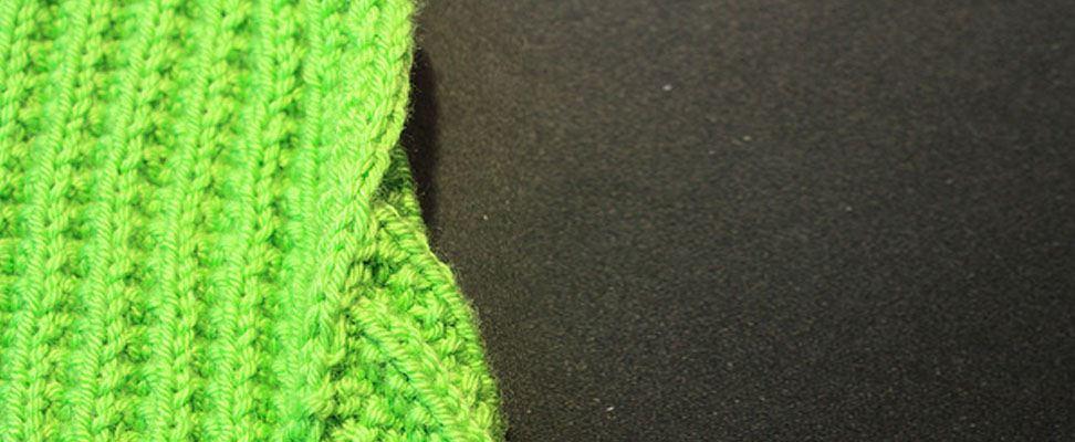 Rib Stitching