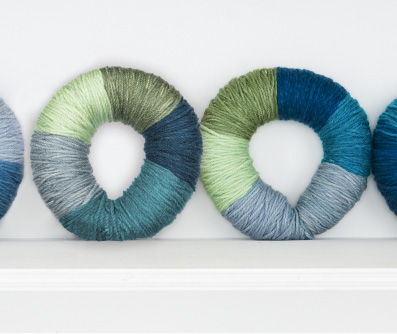 O'Go yarn balls