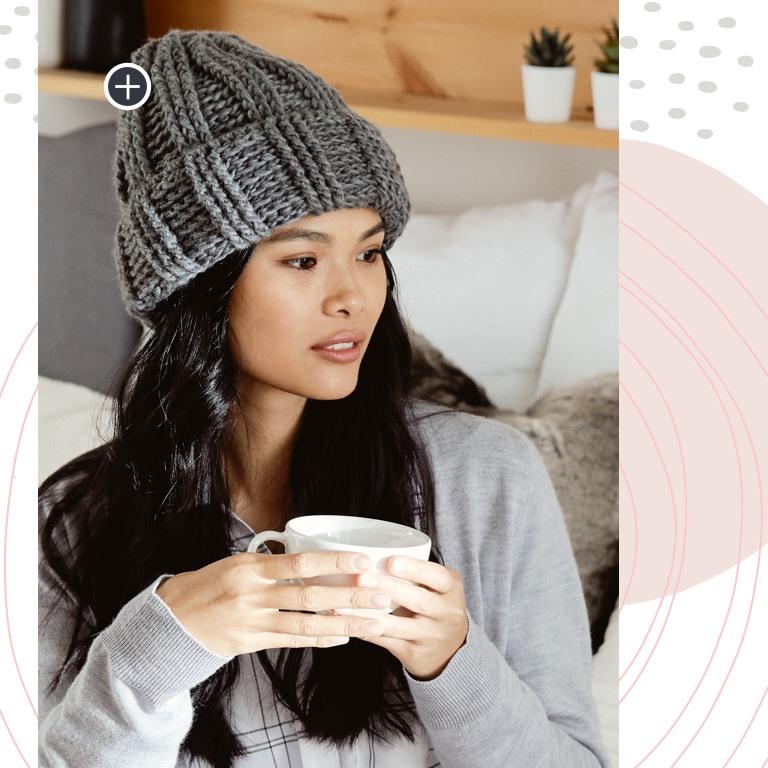 Easy Crochet Ridgeway Hat