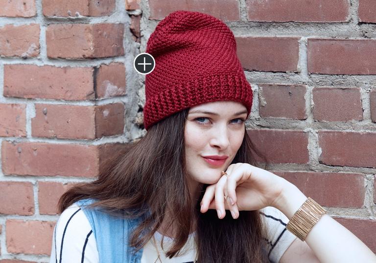 Easy Everyday Crochet Hat