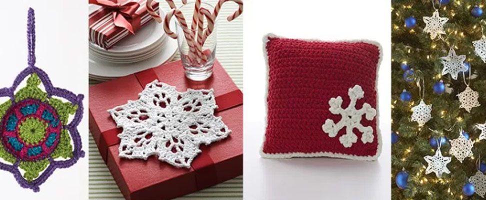 Snowflake Pattern Roundup