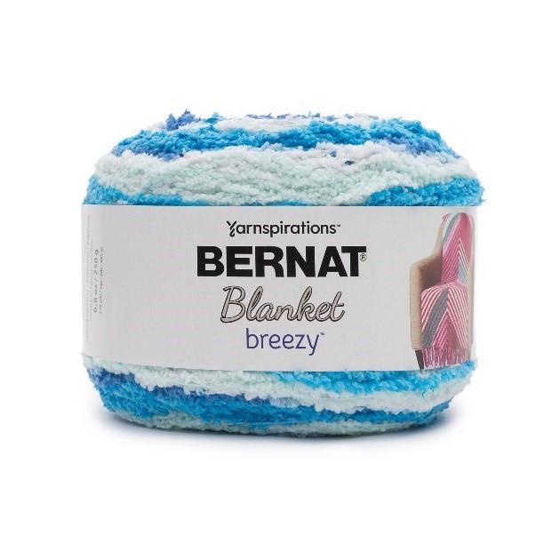 Bernat Blanket Breezy In High Seas Yarn
