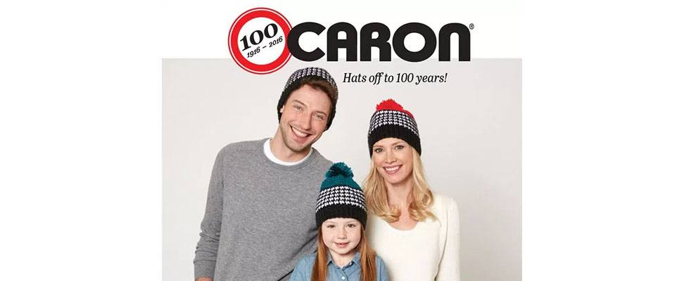 100 Years of Caron Hat Collection
