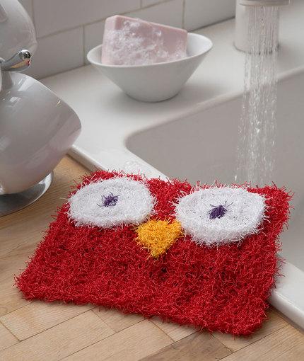 Wise Owl Scrubby