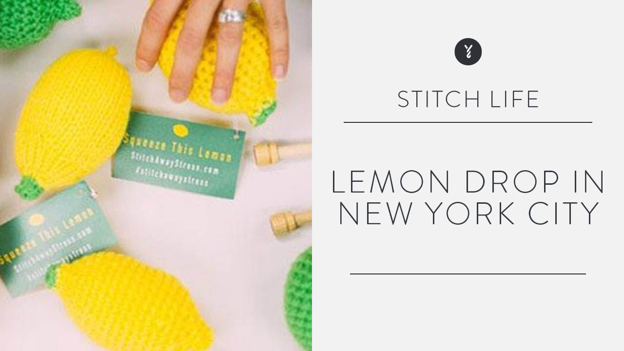 Lemon Drop in New York City