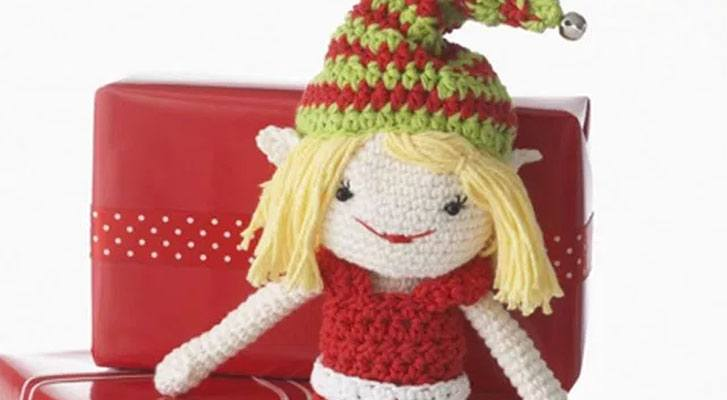 Christmas Stress & Crochet Projects