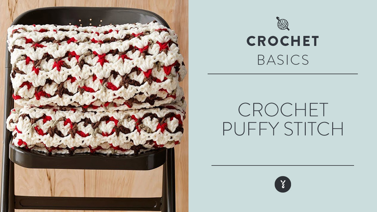 Crochet Puffy Stitch
