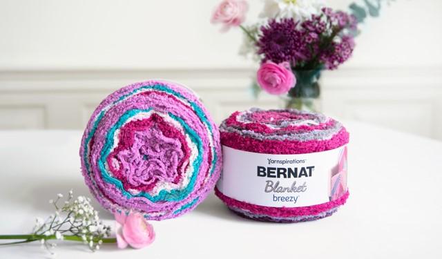 Bernet Blanket Breezy yarn
