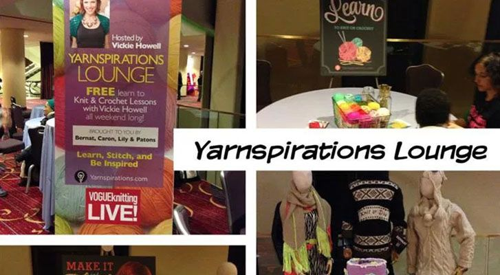 Vogue Knitting Live NYC 2014