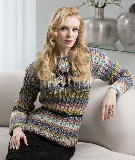 MonetGardenSweater