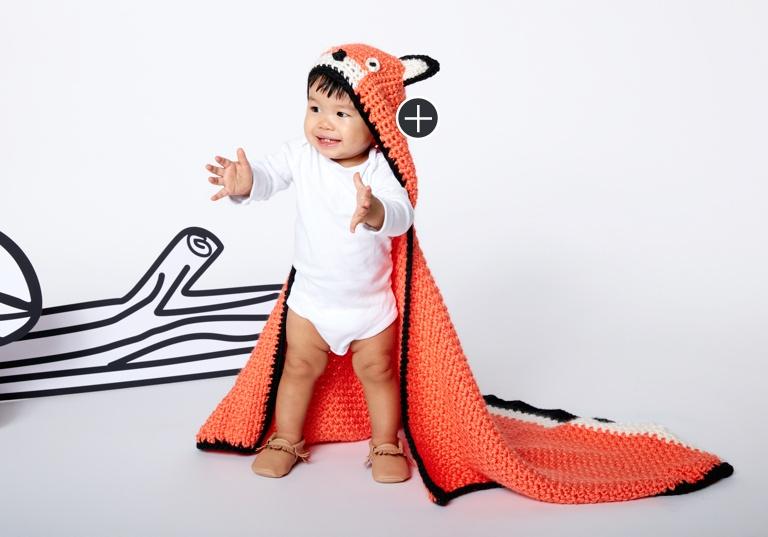 Easy Like A Fox! Blanket