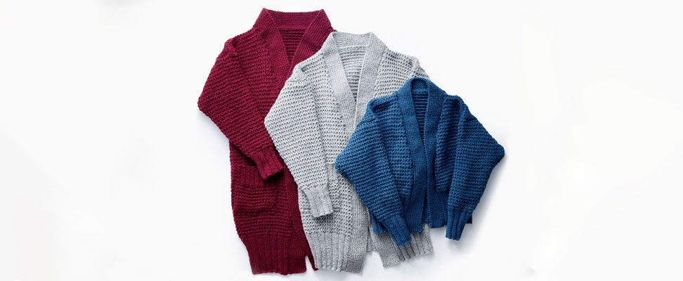 The Long Weekend Knit Cardigan