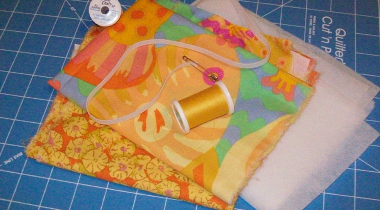 Teaching Tweens to Sew Project 3: Sew Easy Sun Visor