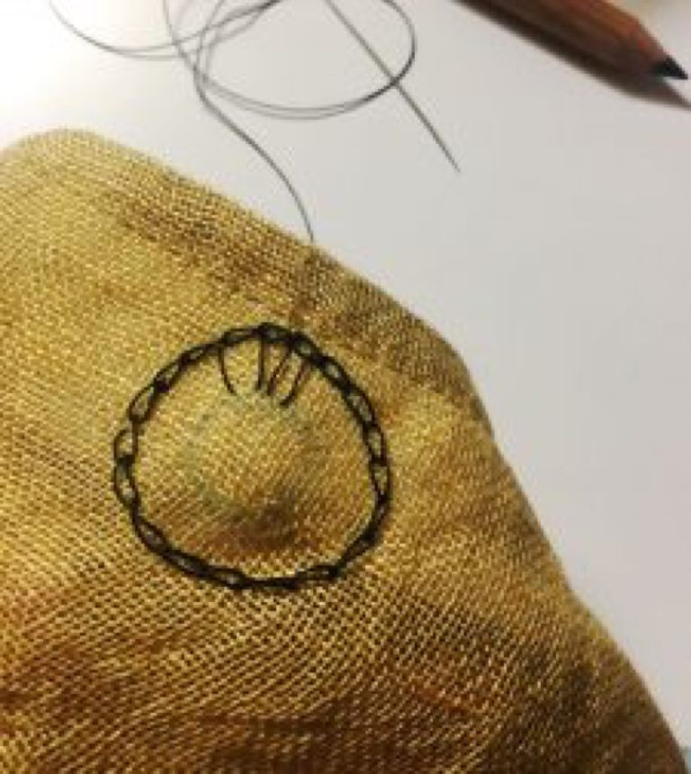 Use Hand Stitching to Add Unique Style