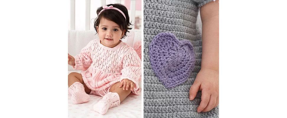 Valentine's Crochet and Knit Projects 2