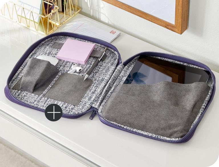 image of Coats & Clark Tech Case Blanket