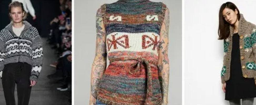 Cowichan Sweaters