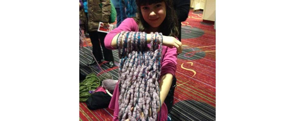 Vogue Knitting Live Event Photo 3