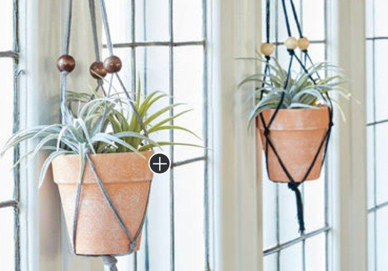 Easy Macrame Plant Hanger
