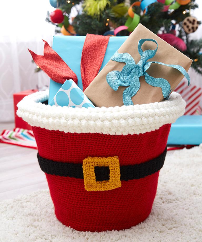 lw5731 santa gift basket
